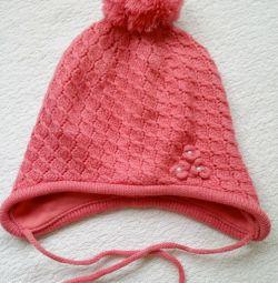 Pălărie de toamnă pentru o fată