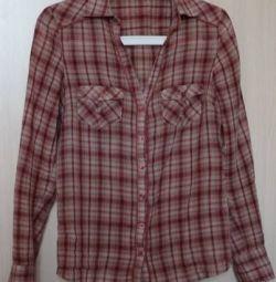 Μπλούζα-πουκάμισο, Γαλλία, p-44