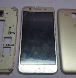 Huawei Y3 2017 Gold CRO-L22 (Parsing)