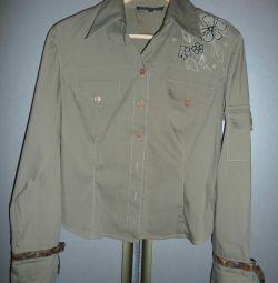 Πρωτότυπο πουκάμισο, μπλούζα