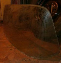 Windshield for car zil 130-131