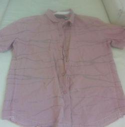 Erkek gömleği + 1