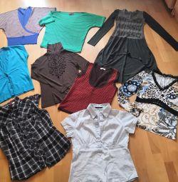 Пакет женских вещей 42-44