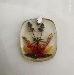 Vintage USSR pendant.