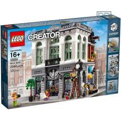 LEGO 10251 Brickbank Tasarımcısı