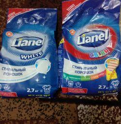 Laundry detergent 2,7kg