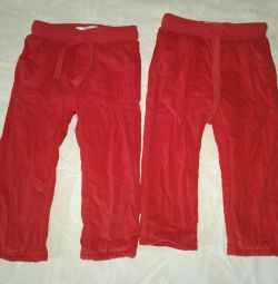Trousers for children GJ
