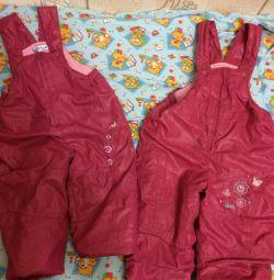 Θερμαινόμενα παντελόνια