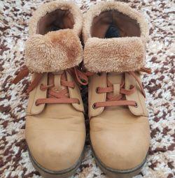 Ботинки женские демисезон или тeплая зима
