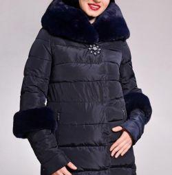 Jacheta jos de iarnă