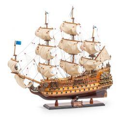 Modelul barcii cu pânze