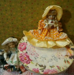Toy table for dollhouse