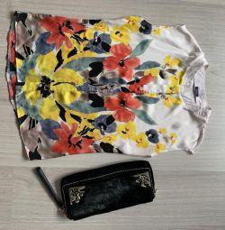Μπλουζάκι πουκάμισο Mexx