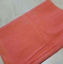 Canvas pink shallow