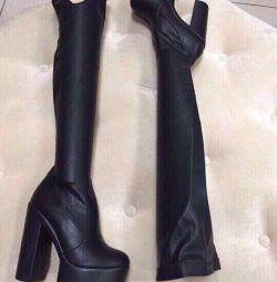 Cizme de ciorapi
