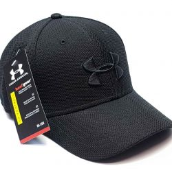 Under Armor Dri-Fit flexible baseball cap (black)