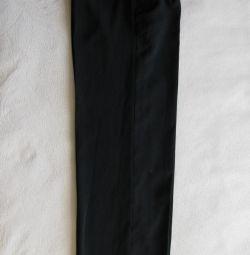 Yeni siyah pantolon s. 128