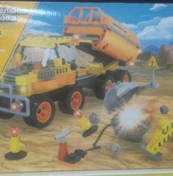 Σχεδιαστής παιχνιδιών (ανάλογος Lego)