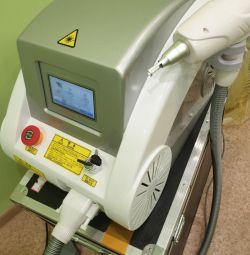 Neodymium laser