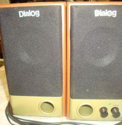 dialog acustic activ