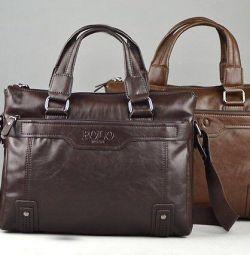 Ανδρική τσάντα Polo
