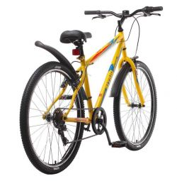 Bike Adult 26 black and yellow