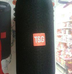 Bluetooth hoparlör TG117