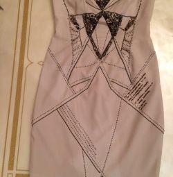 Karen Millen beige dress