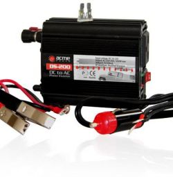 Invertor-tensiune convertor Acme AP-DS200