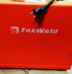 Foxweld invermig 185