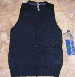 Veste noi tricot p. 122-128