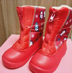 New snow boots * Dune *