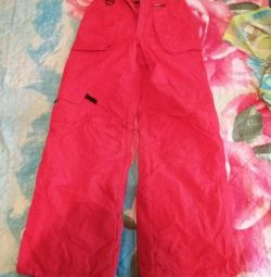 Bonnie pantolon demi