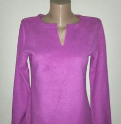 Fleece jacket, used