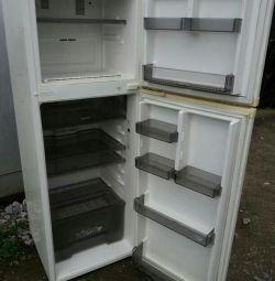 DAEWOO1.75M frigider (știu îngheț)