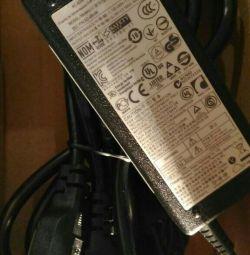 Samsung laptop de alimentare
