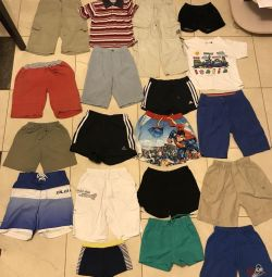a lot of shorts p.92-128