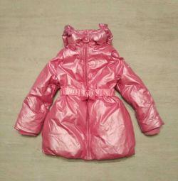Down jacket waterproof