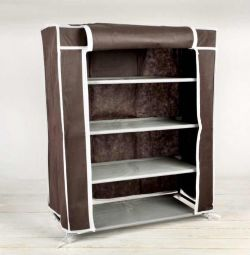 Cloth cabinet for shoes