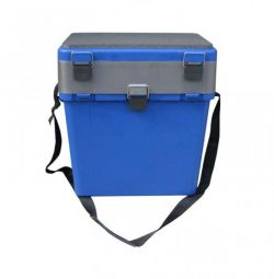 box for winter fishing