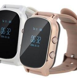 T58 έξυπνο ρολόι