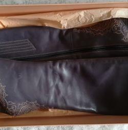 Lizette boots new, p-38