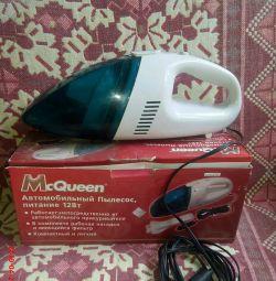 A vacuum cleaner