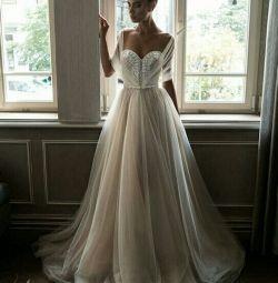 Свадебное платье в стиле бохо Elihav Sasson Colin