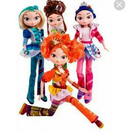 Dolls fairy patrol