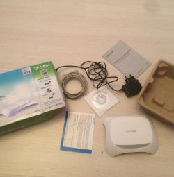 Wi-fi router tl-wr720n