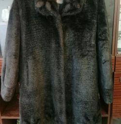 I will sell a fur coat