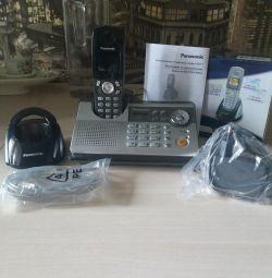 Panasonic telefon radio