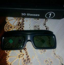SAMSUNG yeni 3D gözlük