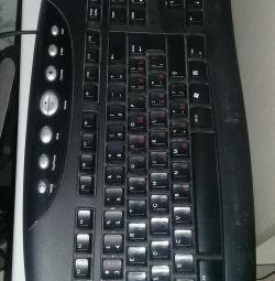 Tastatura logitech deluxe
